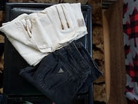 Guess Jeans, $5/pair. Innisfil, L9S 3P3