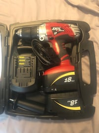 Power tools with charger