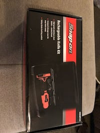 Snap-On Rechargeable Knife  NEW $80.00 Or Best Offer Newport News, 23602