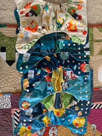 Cloth diapers and inserts Purcellville, 20132