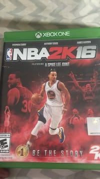 Nba 2k16 xbox one game Port Saint Lucie, 34953