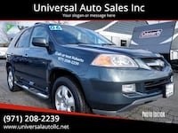 2006 Acura MDX Base AWD 4dr SUV salem, 97301