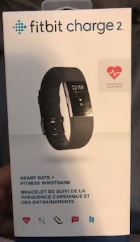 Brand new fitbit charge 2 only worn like 2 times Coquitlam, V3J 1R1