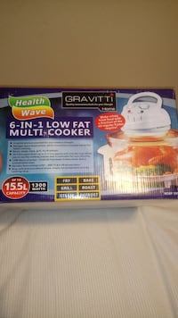 Low Fat 6-in-1 Slow Cooker-NEW Toronto
