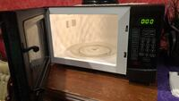 black and gray microwave oven New Port Richey, 34652