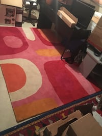 5'x7' wool carpet  Vaughan, L4J 0B6