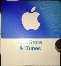 Apple Store & iTunes $50 Gift Card for 2266 mi