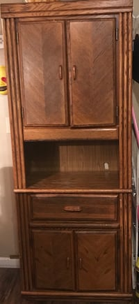 brown wooden cabinet with drawer Upper Grand Lagoon
