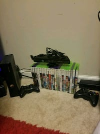 Xbox 360 and lot of games.  Onslow County, 28540