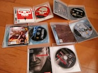 5 Playstation 3 games for $25 Atlanta, 30303