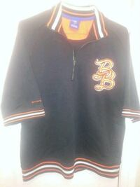 black and red San Francisco 49ers letterman jacket Los Angeles, 91601