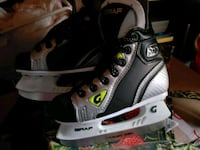 Kids skates - nearly new Barrie, L4N 9T3