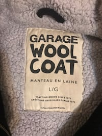 Ladies/woman's wool winter coat  Cobourg, K9A 5R7