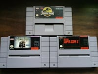Super nintendo bundle Woodbridge, 22193