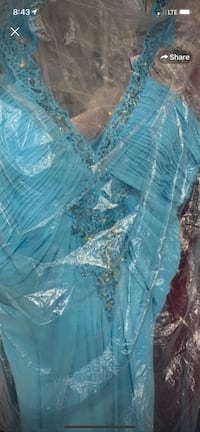 Sky Blue Prom Dress Enterprise, 36330