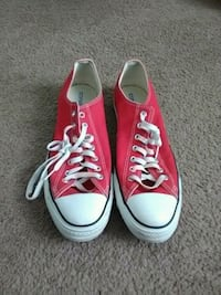 pair of red Converse All Star high-top sneakers Cary, 27513