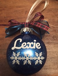 Xmas ornaments for sale