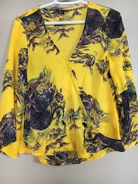 GUESS WOMENS BLOUSE (S)