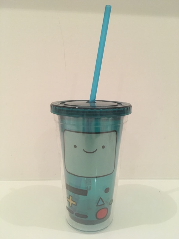 Adventure time BMO cup