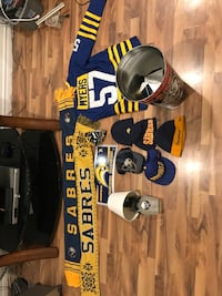 Sabres Merchandise  St Catharines, L2T