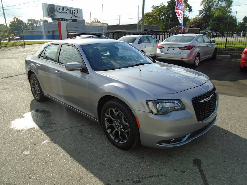 Chrysler 300 2016 0