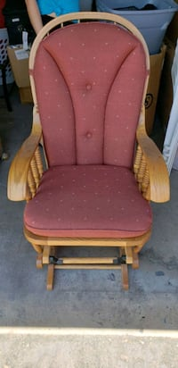 Good mattress, rocking chair and microwave stand.  Layton, 84041