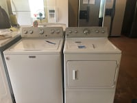 white washer and dryer set Memphis, 38118