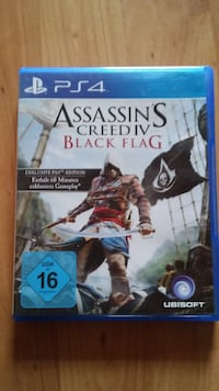 Assassin's Creed 4 Black Flag für ps4 Saarbrücken, 66115