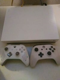 Xbox one x with two controllers Virginia Beach