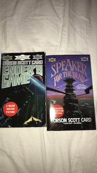 Ender's Game books Anaheim, 92804