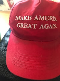 Watchdog Make America Great Again Red Baseball Cap