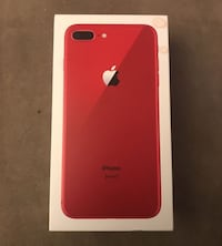 iPhone 8 Plus Red  218 mi
