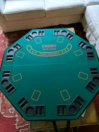 Poker table top with cover Wayland, 01778