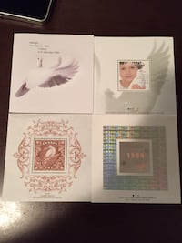 1999/2000 Commemorative Stamp & Coin Set Toronto