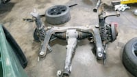 2001 s4 rear differential and complete suspension  Norwalk, 06854