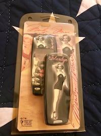Marylin Monroe Vintage Cell cover 2002 Paterson, 07505