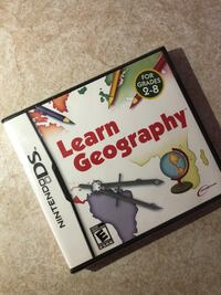 Learn Geography DS Game Toronto, M1C 3S7