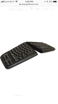 Goldtouch Ergo Keyboard  Oakland, 94611