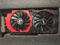 MSI GTX 970 4GB OC DirectX 12 VR ready (Excellent Condition) Manassas, 20112