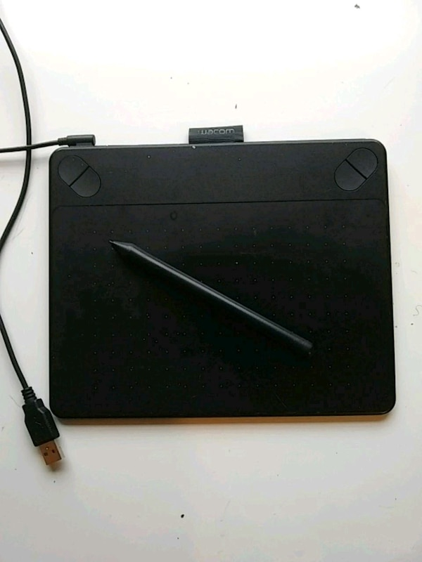 Used Wacom Intuos Draw Small Drawing Tablet For Sale In Stone