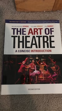 The Art Of Theatre TextBook Arvada, 80004