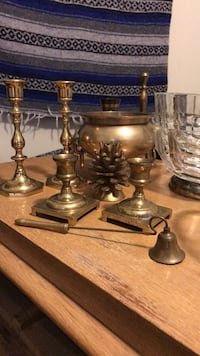Brass items miscellaneous  Charlotte, 28205