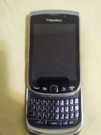 black and gray Nokia qwerty phone Edmonton, T5M 0T5
