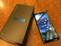 Brand new galaxy note 8 tmobile for sale West Palm Beach, 33404