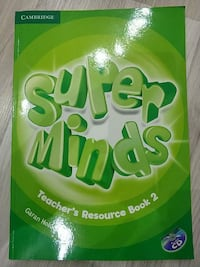 Super Minds Teachers Resource Book 2