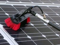 solar panel cleaning  Bakersfield