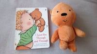 New Story book and Tedy bear Toronto, M9A 4M6