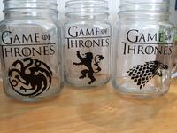 Game of Thrones mugs Barrie, L4M 6L1