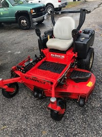 "60"" gravely commercial zero turn lawn mower Portsmouth, 23704"