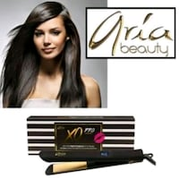 Aria hair straightener, new, delivery Oshawa, L1J 6A8